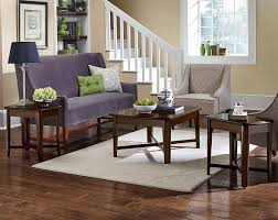 compact sized coffee and tables townhouse 3 piece table set