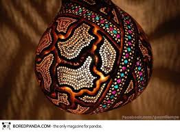 31 best gourd lamps images on pinterest gourds gourd lamp and lamb