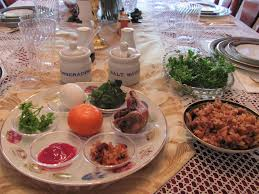 passover seder set charoses setting the passover seder table goldenthal family