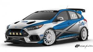 ford focus concept ford makes its focus hatches hotter for 2017 sema