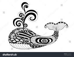 sea snail coloring page virtren com