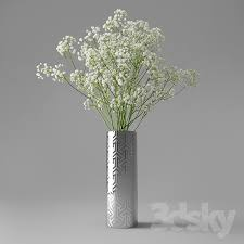 baby breath flowers 3d models plant baby 39 s breath flower
