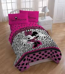 Minnie Mouse Twin Comforter Sets 21 Best Zebra Comforter Sets Purple Pink Green Brown Black