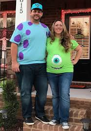 monsters inc halloween costumes adults 26 best maternity halloween costumes