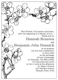 free sle wedding programs free printable wedding invitations templates the big day