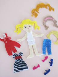 inspire co felt paper dolls