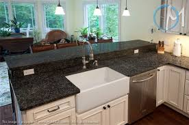 blue pearl granite with white cabinets fantastic blue pearl granite with brown cabinets 8 amazing styles