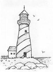 21 lighthouse coloring book images lighthouses