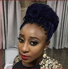 hair plaiting styles for nigerians the return of braids nigerian celebs rock it with style