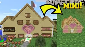 Jen House Design by Minecraft Jen U0027s Mini House Special Items For Jen Custom