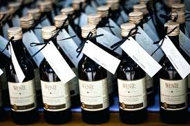 wine bottle favors wine as wedding favors mini wine bottle favors with custom labels