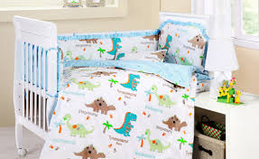 Dinosaurs Curtains And Bedding by Bedding Set Tremendous Good Dinosaur Toddler Bedding Startling
