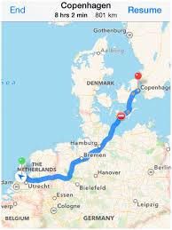 Map Your Road Trip 5 Things To Know About A European Road Trip U2013 Marisa U0027s Adventures