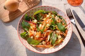 navet cuisine salade de navets boule d or râpés en sucré salé au fil du thym
