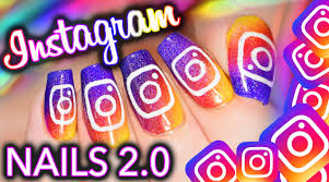 instagram update 2 0 nail art and i improved it youtube
