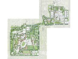 university of cincinnati u2013 master plan u2013 hargreaves associates