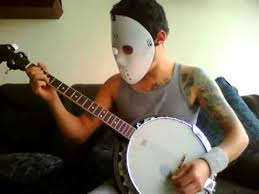 dropkick murphys the irish rover banjo cover youtube