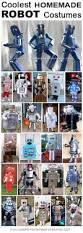 Kids Robot Halloween Costume 25 Robot Costumes Ideas Robot Makeup