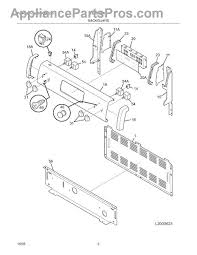 frigidaire 316436001 large surface element switch