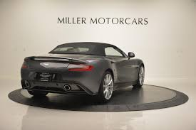 aston martin vanquish 2016 2016 aston martin vanquish volante stock a1190 for sale near