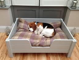 Dog Bed Nightstand The 25 Best Raised Dog Beds Ideas On Pinterest Dog Sleeping In