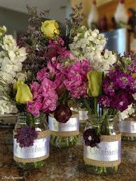 jar center pieces 134 best wedding shower centerpieces in jars glass