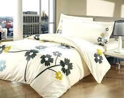 blue yellow duvet cover yellow and white duvet cover blue yellow