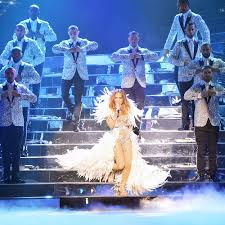 Hit The Floor Jennifer Lopez - jennifer lopez is the ultimate showgirl in all i have las vegas