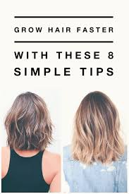 www hairsnips com old grow hair faster with these 8 simple tips