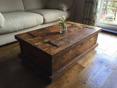 Wood Coffee Table With Storage 16 Trunks Turned Coffee Tables That Bring Storage And