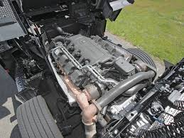 under the hood mercedes benz actros 1861 ls black edition mp2 u00272004