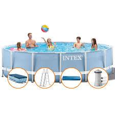 Intex 12x30 Pool 28736 Intex 15 U0027 X 48