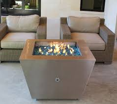 Fire Pit Gas Ring by Stainless Steel Fire Pit Gas Fire Pits Hidden Tank Fire Pits