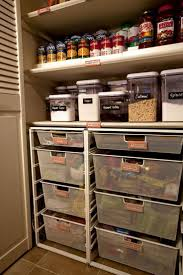 Kitchen Cabinet Storage Bins 76 Best Pantry Organization Ideas Images On Pinterest Kitchen