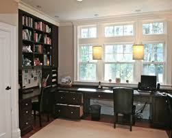 home office designs for two 1000 ideas about two person desk on