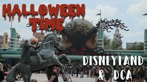 halloween time at disneyland resort 2017 vlog youtube