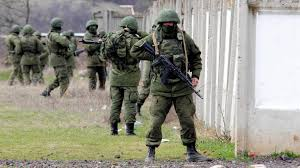 Russia Equipped Six Military Bases by Russia Using Ukraine Battlefield To Rehearse For War With West