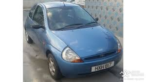 ford ka 2002 hatchback 1 3l petrol manual for sale nicosia
