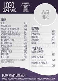 jcp hair salon price list jcp salon located inside jcpenney service menu business