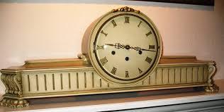 Mantel Clocks German Kienzle Mantel Clock 1920 Due Time Clock Blog