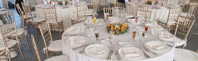 table and chair rentals in md allied party rentals serving maryland dc baltimore and virginia