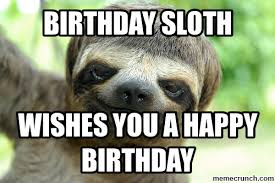 Sloth Meme Generator - sloth meme template