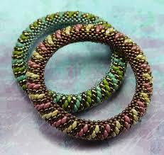 bangle bracelet beads images 359 best beaded bangles images bead jewelry beaded jpg