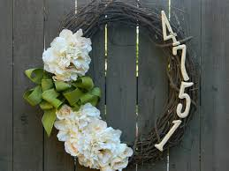 Spring Decorating Ideas For Your Front Door Decorating Ideas Elegant Image Of Small Round Colorful Flower