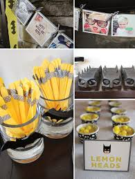 batman party ideas modern batman birthday party with diy gotham city hostess with