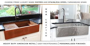 kitchen sinks undermount stainless steel farmhouse sink corner