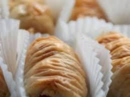 amour de cuisine gateaux secs baklawa en bâtonnets gateau algerien par amour de cuisine