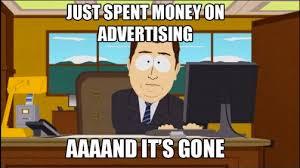 Advertising Meme - ten facebook advertising tips for writers mark gillespie author