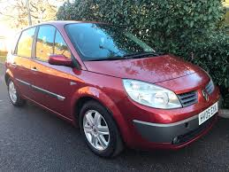 renault scenic 2005 tuning used renault megane scenic 1 9 for sale motors co uk