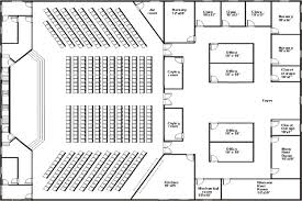 Church Floor Plans Free Floor Plan Of A Church Part 27 Informational Church Building